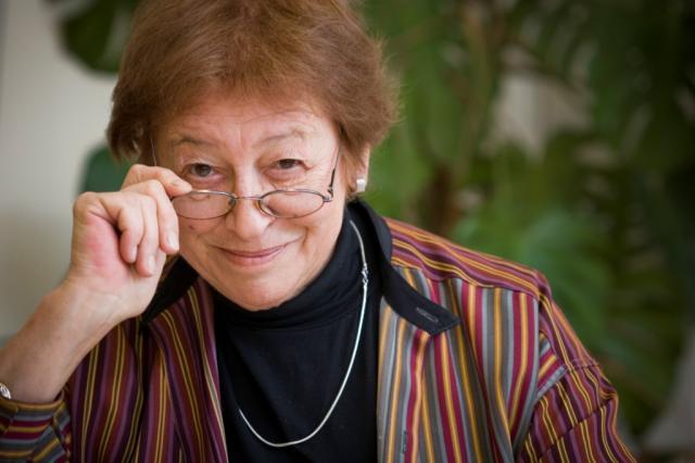 LEFÖ-Gründerin Cristina Boidi